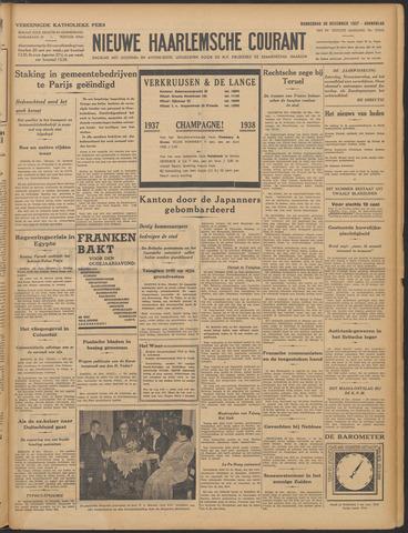 Nieuwe Haarlemsche Courant 1937-12-30