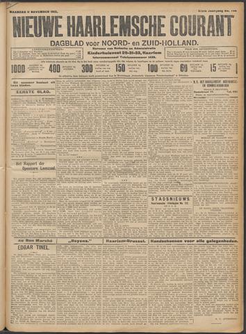 Nieuwe Haarlemsche Courant 1912-11-11