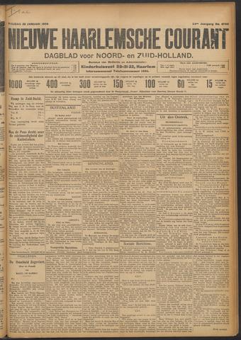 Nieuwe Haarlemsche Courant 1909-01-22