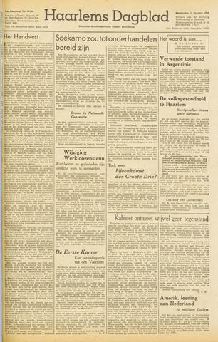 Haarlem's Dagblad 1945-10-18