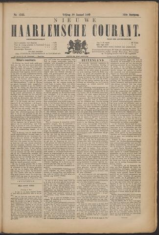 Nieuwe Haarlemsche Courant 1889-01-18
