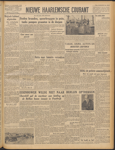 Nieuwe Haarlemsche Courant 1948-11-19