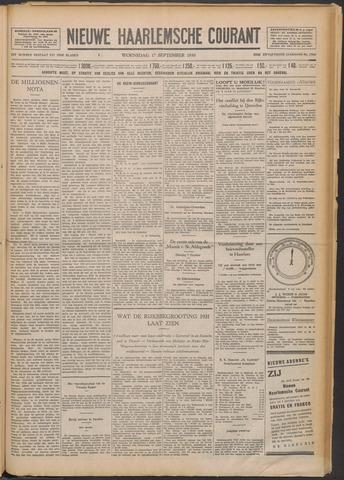 Nieuwe Haarlemsche Courant 1930-09-17