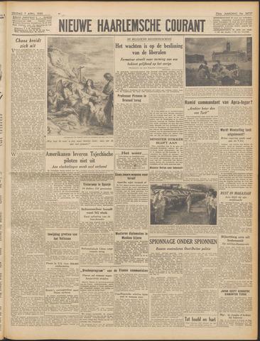 Nieuwe Haarlemsche Courant 1950-04-07