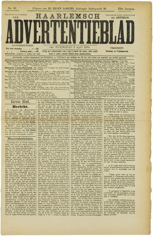 Haarlemsch Advertentieblad 1889-04-03
