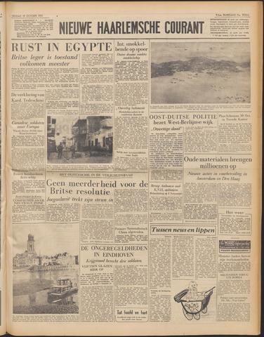 Nieuwe Haarlemsche Courant 1951-10-19