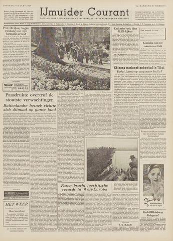 IJmuider Courant 1959-03-30