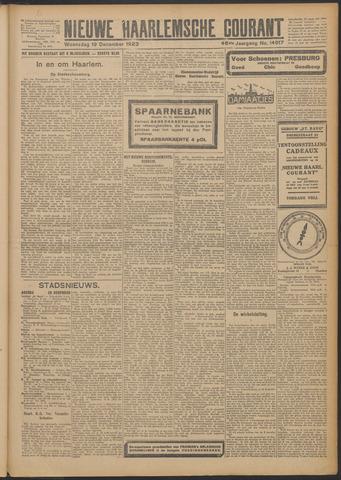 Nieuwe Haarlemsche Courant 1923-12-19