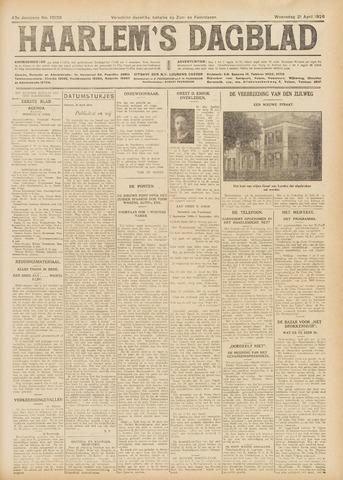Haarlem's Dagblad 1926-04-21