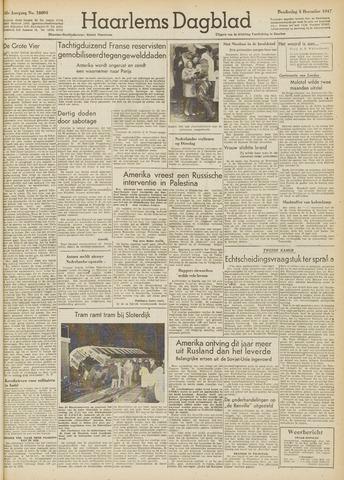 Haarlem's Dagblad 1947-12-04