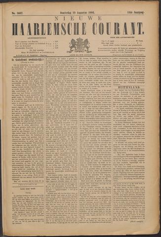 Nieuwe Haarlemsche Courant 1886-08-19