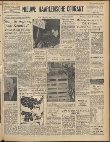 Nieuwe Haarlemsche Courant 1960-11-11