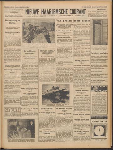 Nieuwe Haarlemsche Courant 1935-08-21