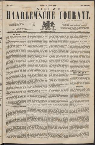 Nieuwe Haarlemsche Courant 1881-03-20