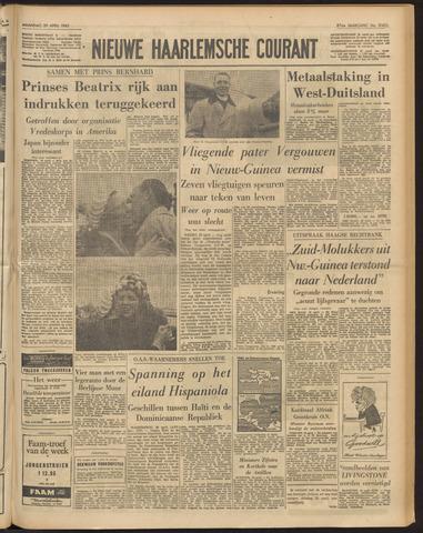 Nieuwe Haarlemsche Courant 1963-04-29
