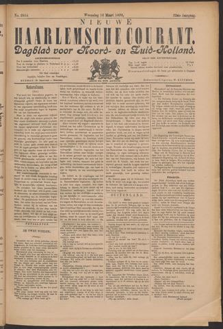 Nieuwe Haarlemsche Courant 1898-03-16