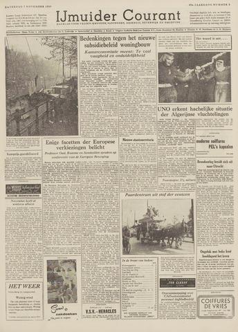 IJmuider Courant 1959-11-07