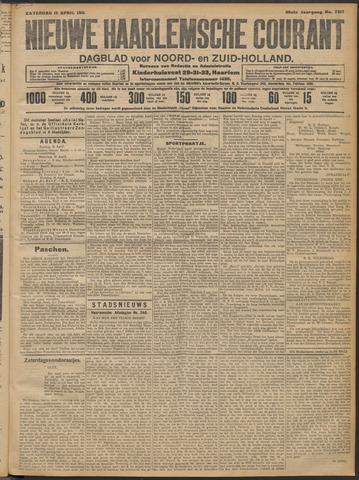 Nieuwe Haarlemsche Courant 1911-04-15