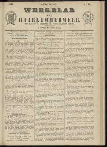 Weekblad van Haarlemmermeer 1877-07-20