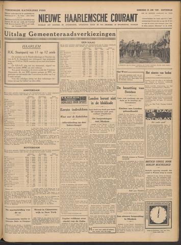 Nieuwe Haarlemsche Courant 1939-06-22