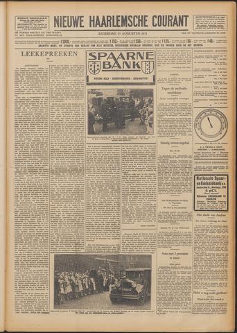 Nieuwe Haarlemsche Courant 1931-08-15