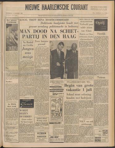 Nieuwe Haarlemsche Courant 1965-11-04