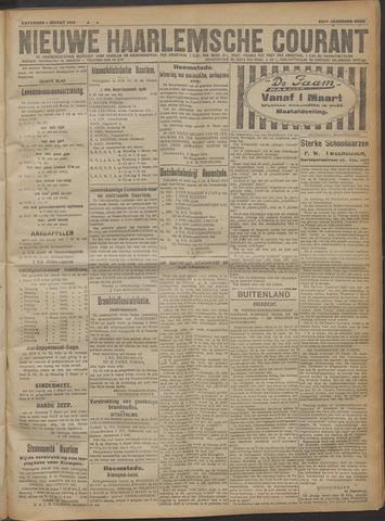 Nieuwe Haarlemsche Courant 1919-03-01