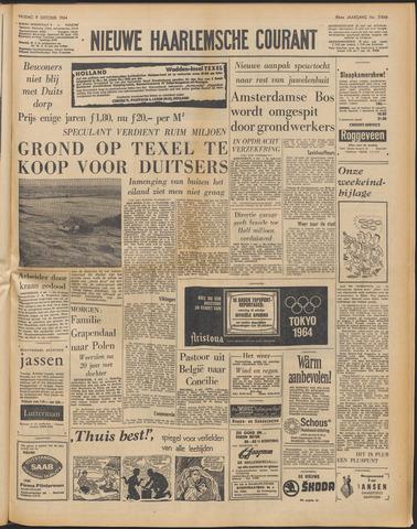 Nieuwe Haarlemsche Courant 1964-10-09