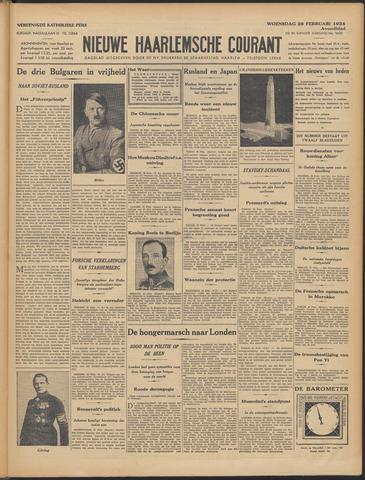 Nieuwe Haarlemsche Courant 1934-02-28
