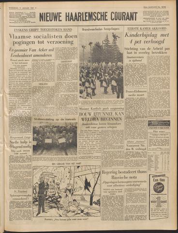 Nieuwe Haarlemsche Courant 1961-01-11