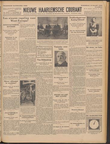 Nieuwe Haarlemsche Courant 1936-03-18