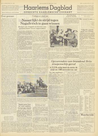 Haarlem's Dagblad 1954-03-29
