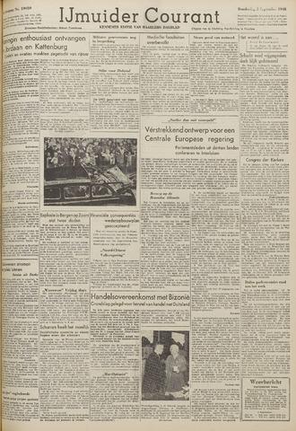 IJmuider Courant 1948-09-02