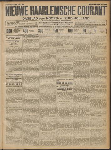 Nieuwe Haarlemsche Courant 1911-01-26