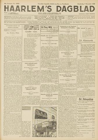 Haarlem's Dagblad 1935-11-07