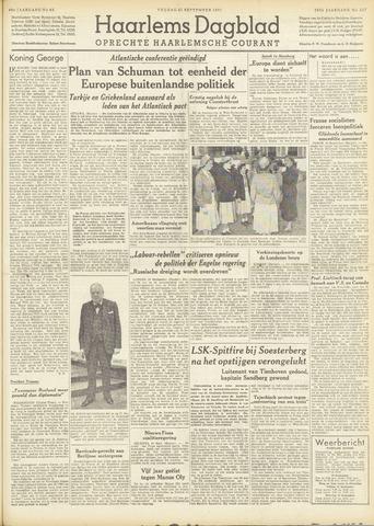 Haarlem's Dagblad 1951-09-21