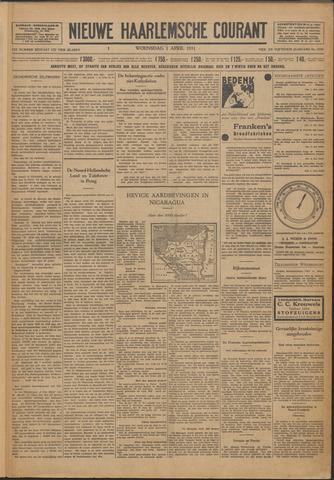Nieuwe Haarlemsche Courant 1931-04-01
