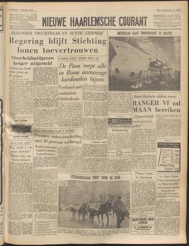 Nieuwe Haarlemsche Courant 1964-02-01