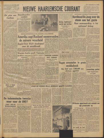 Nieuwe Haarlemsche Courant 1948-10-13