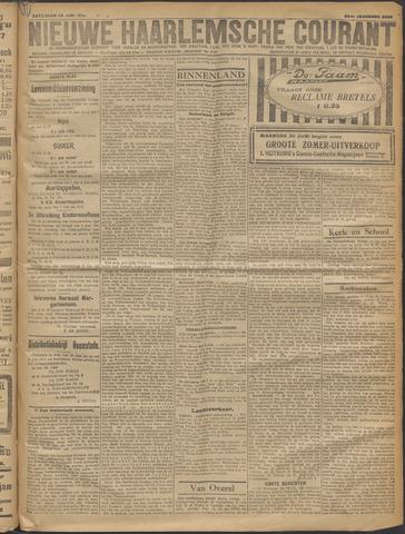 Nieuwe Haarlemsche Courant 1919-06-28