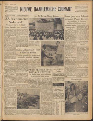 Nieuwe Haarlemsche Courant 1960-02-05