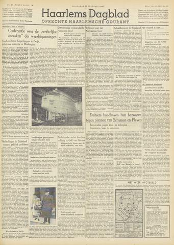 Haarlem's Dagblad 1951-02-21