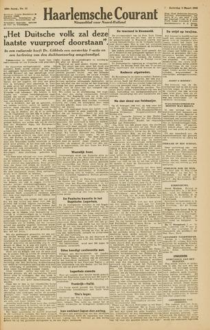 Haarlemsche Courant 1945-03-03