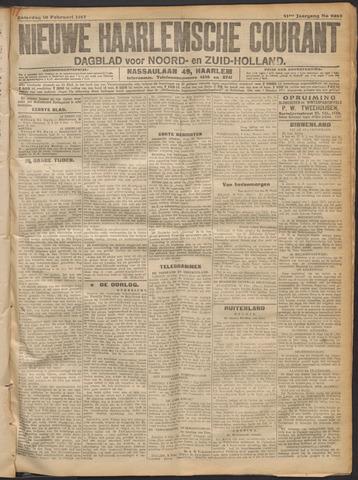 Nieuwe Haarlemsche Courant 1917-02-10