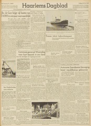 Haarlem's Dagblad 1947-05-23