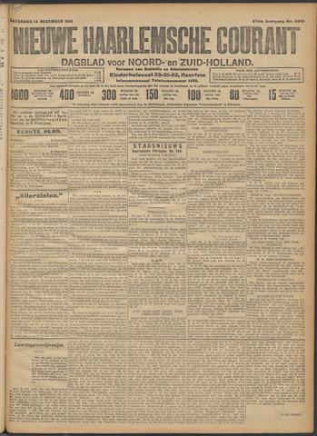 Nieuwe Haarlemsche Courant 1912-12-14