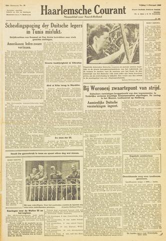 Haarlemsche Courant 1943-02-05