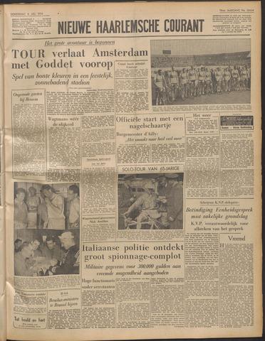 Nieuwe Haarlemsche Courant 1954-07-08