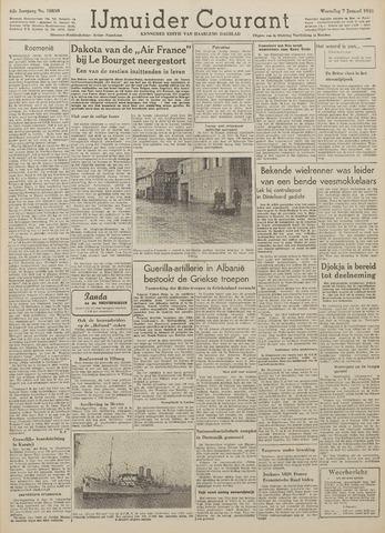 IJmuider Courant 1948-01-07