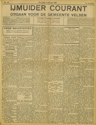 IJmuider Courant 1921-02-09